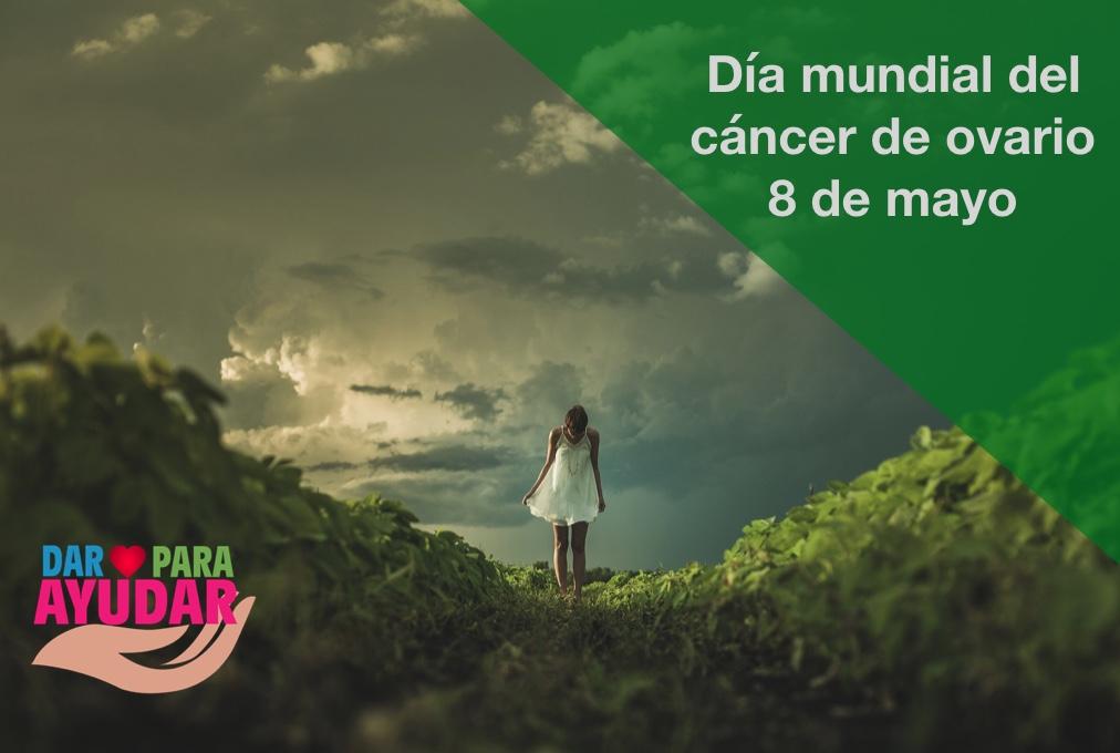 Día mundial del cáncer de ovario